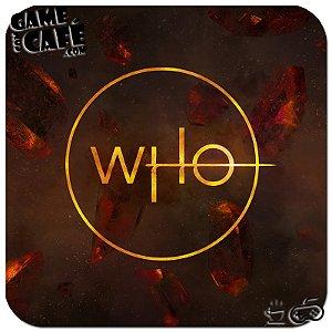 Porta-Copo W329 Dr. Who