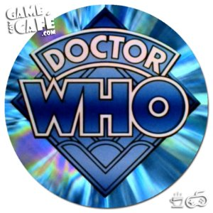 Porta-Copo W331 Dr. Who Logo
