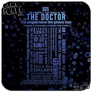 Porta-Copo W332 Dr. Who