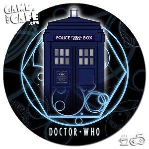 Porta-Copo W335 Dr. Who