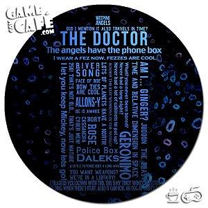 Porta-Copo W339 Dr. Who