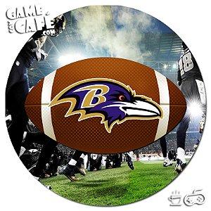 Porta-Copo NFL N103 Baltimore Ravens
