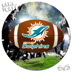 Porta-Copo NFL N119 Miami Dolphins