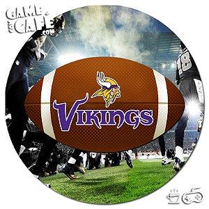 Porta-Copo NFL N120 Minnesota Vikings