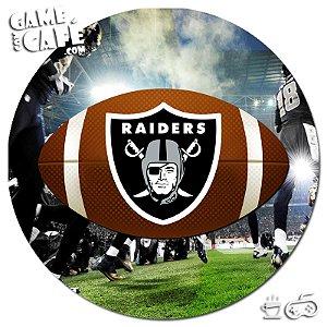 Porta-Copo NFL N126 Oakland Raiders