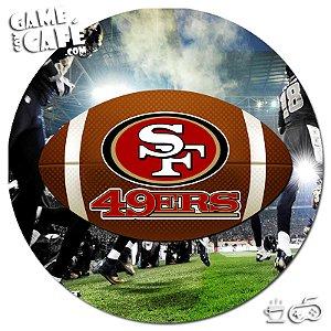 Porta-Copo NFL N129 San Francisco 49ers