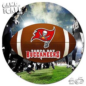 Porta-Copo NFL N131 Tampa Bay Buccaneers