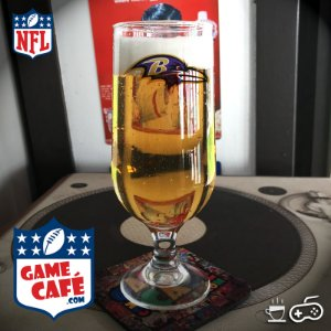Taça de Cerveja NFL T101 Baltimore Ravens