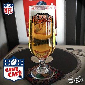 Taça de Cerveja NFL T102 Cincinnati Bengals