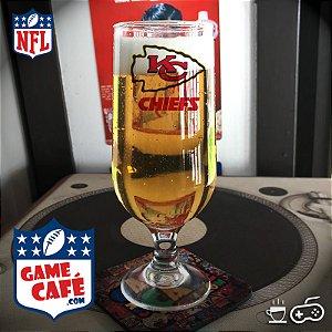 Taça de Cerveja NFL T104 Kansas City Chiefs