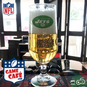 Taça de Cerveja NFL T109 New York Jets