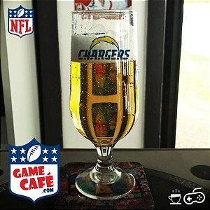 Taça de Cerveja NFL T124 Los Angeles Chargers