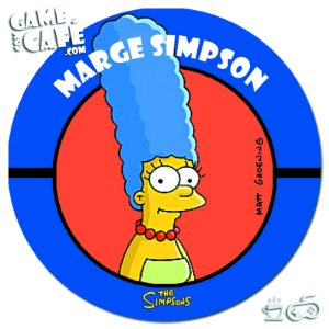 Porta-Copo Retro dos Simpsons S88 Marge Simpson