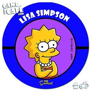 Porta-Copo Retro dos Simpsons S90 Lisa Simpson