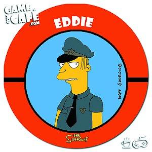 Porta-Copo Retro dos Simpsons S100 Eddie