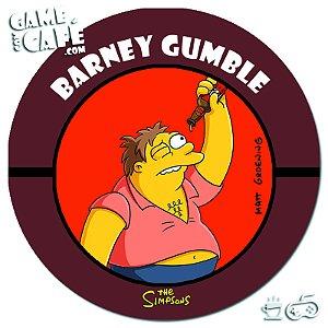 Porta-Copo Retro dos Simpsons S105 Barney Gumble
