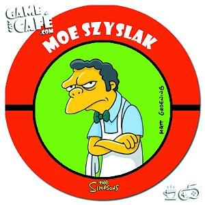 Porta-Copo Retro dos Simpsons S107 Moe Szyslak