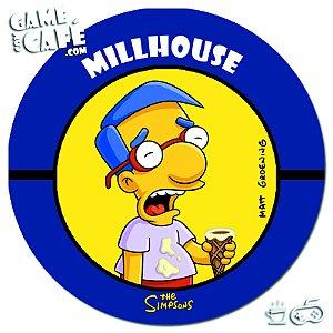 Porta-Copo Retro dos Simpsons S108 Millhouse