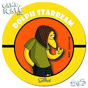 Porta-Copo Retro dos Simpsons S112 Dolph Starbeam