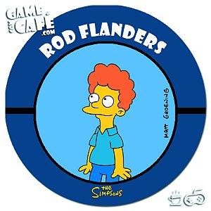 Porta-Copo Retro dos Simpsons S114 Rod Flanders