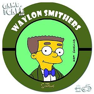 Porta-Copo Retro dos Simpsons S118 Waylon Smithers