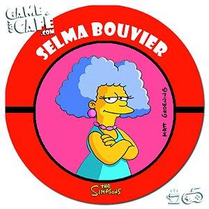 Porta-Copo Retro dos Simpsons S122 Selma Bouvier