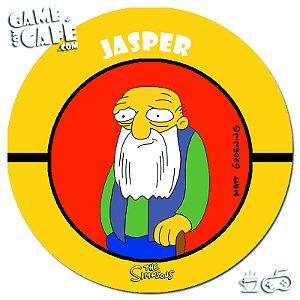 Porta-Copo Retro dos Simpsons S136 Jasper