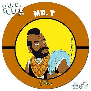 Porta-Copo Retro dos Simpsons S143 Mr T
