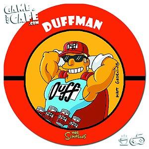 Porta-Copo Retro dos Simpsons S144 Duffman