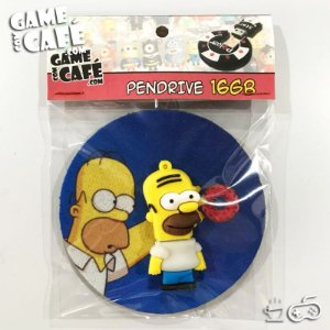 Pen Drive Homer Simpson 16GB