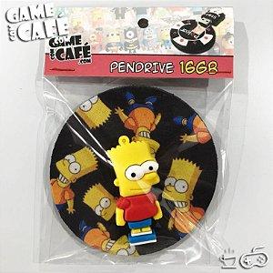 Pen Drive Bart Simpson 16GB