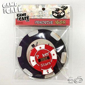 Pen Drive Poker Stars 16GB