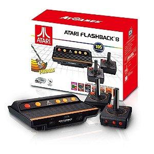Atari Flashback 8 com 105 Jogos