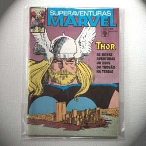 Super Aventuras Marvel - N107 - 1991