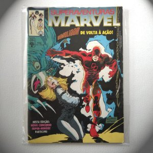 Super Aventuras Marvel - N14 - 1991