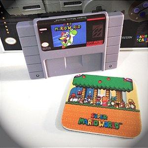 Cartucho Super Mario World BR