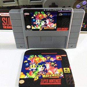 Cartucho Super Bomberman 3