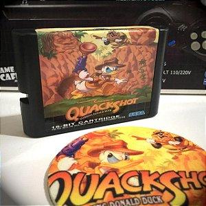 Cartucho QuackShot