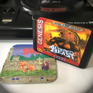 Cartucho Altered Beast