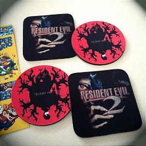 Porta-copos Resident Evil 2