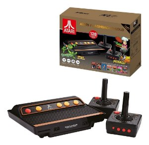 Atari Flashback 9 Gold 120 Jogos