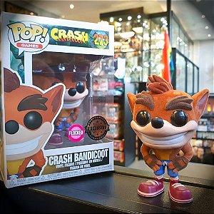 Funko Crash Bandicoot Pop! Games