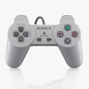 Controle Playstation Classic