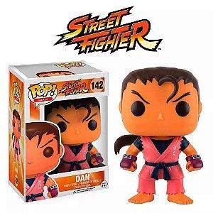 Funko DAN Street Fighter Pop! Games