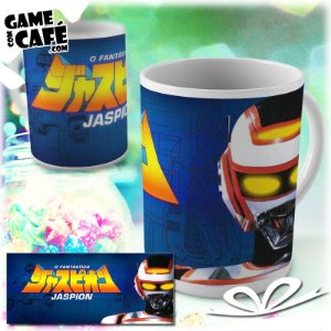 Caneca do Jaspion