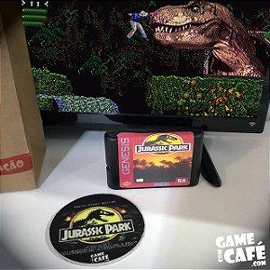 Cartucho Jurassic Park