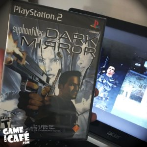 Syphon Filter Dark Mirror - PS2