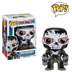 Funko Crossbones Pop! Civil War