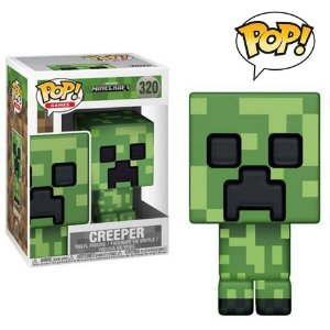Funko Pop! Games - Creeper - Minecraft