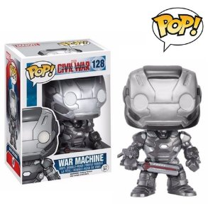 Funko War Machine Pop! Civil War